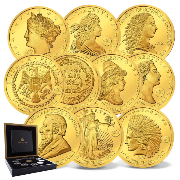 2017 Valuable 10 Gold Proof Set US_1739074_1