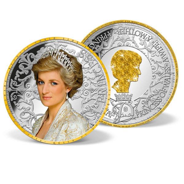 Diana - A Princess Jumbo Commemorative Coin US_1950763_5