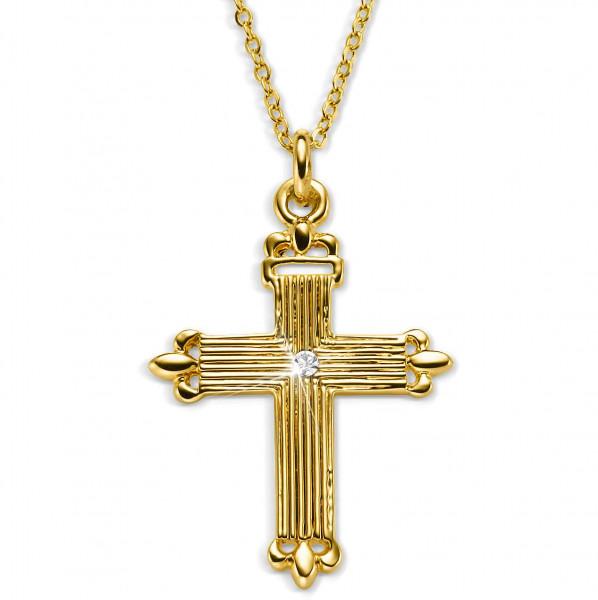 Pope John Paul II Cross Pendant US_3333250_1
