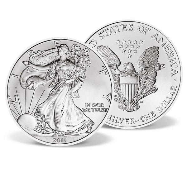 2019 Silver Eagle Bullion Coin US_2717040_1