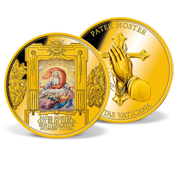 Our Father Commemorative Coin US_9533601_1
