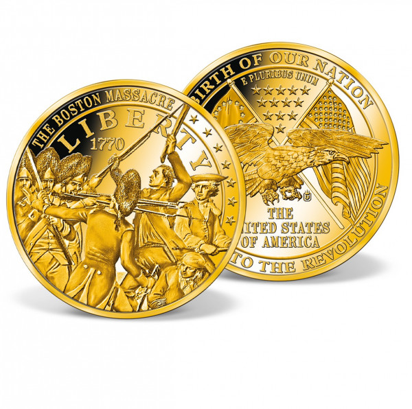 The Boston Massacre Commemorative Coin US_8201751_1