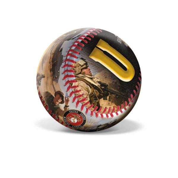 U.S.M.C. Commemorative Baseball US_4800061_1