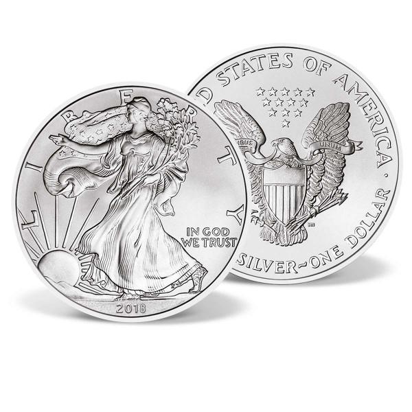 2018 Silver Eagle Bullion Coin US_2717035_1