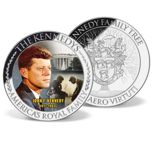 JFK Color Tribute Coin US_1712030_1