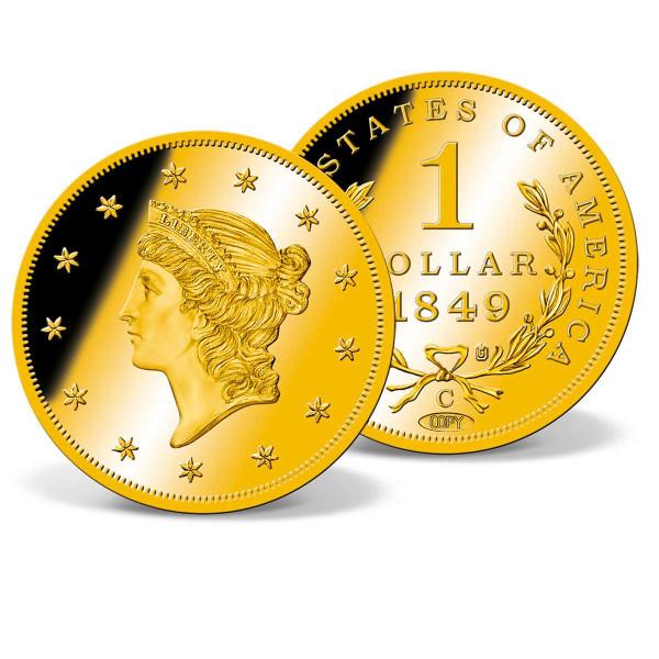 1849-C Gold Liberty Head Dollar US_8300510_1