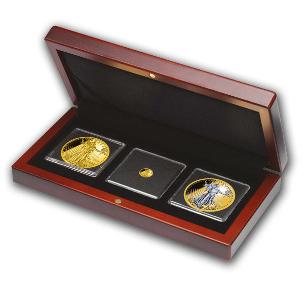 1933 Gold Double Eagle Ultimate Replica Set US_9442114_1