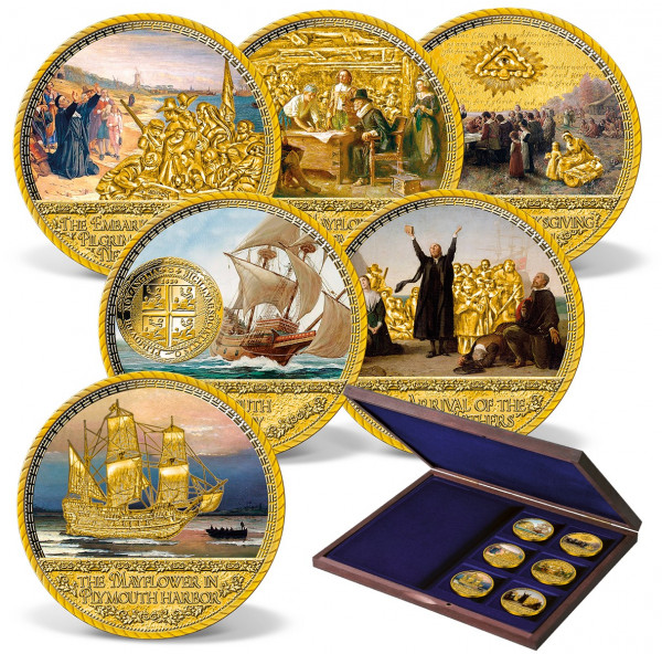 The Mayflower Complete Set