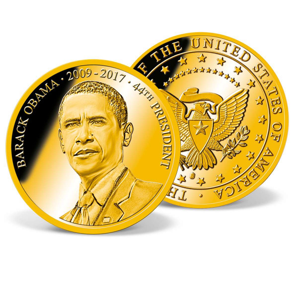 Barack Obama Commemorative Coin US_1701628_1