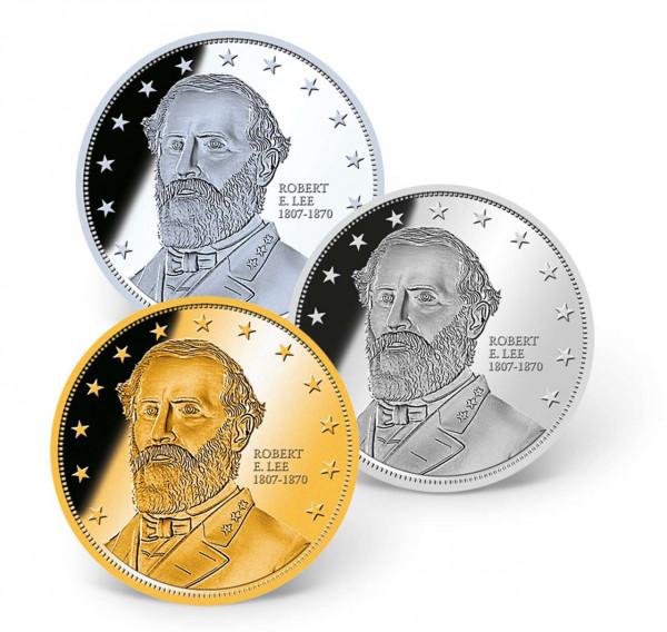 Robert E. Lee Precious Metal Coin Set US_1681278_1