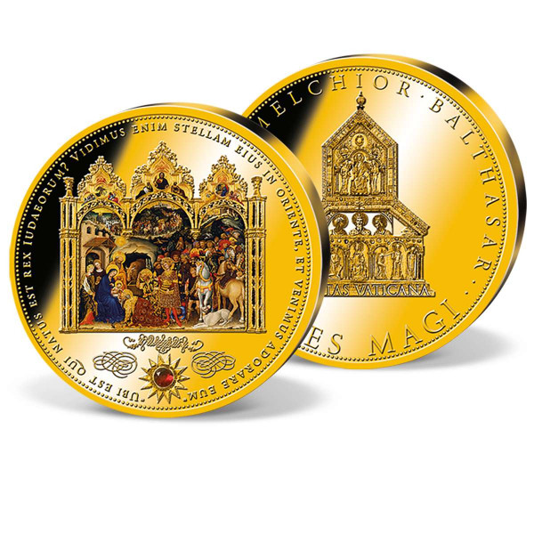 The Three Wise Men Commemorative Coin US_1963401_1
