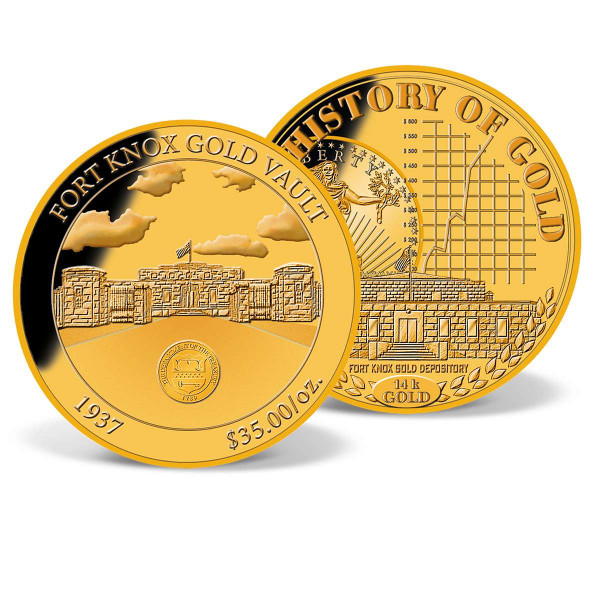 Fort Knox Commemorative Gold Coin US_1730237_1