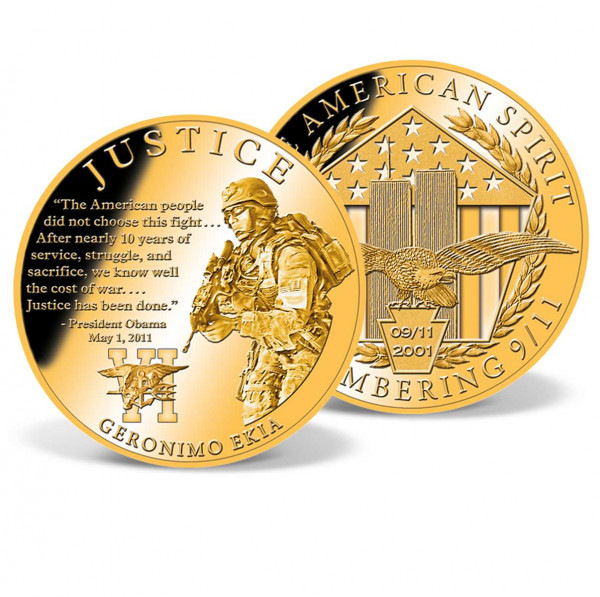 Justice Operation Geronimo Commemorative Coin US_9175120_1