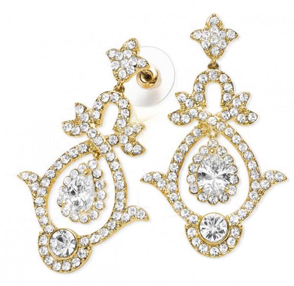 Lady Diana's Wedding Earrings US_3008850_1