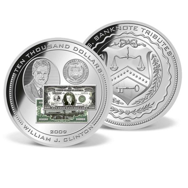 $10,000 Clinton Banknote Trial US_9170434_1