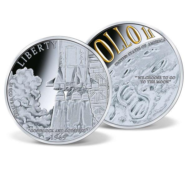 Apollo 11 Launch Commemorative Coin US_9173331_1