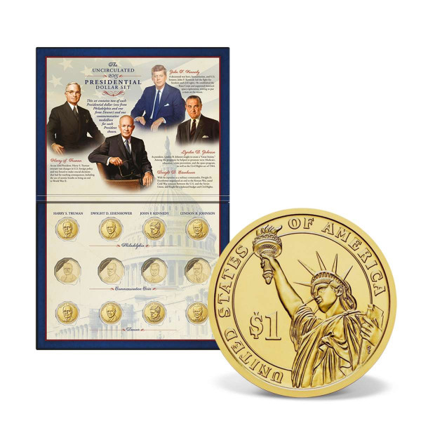 2015 Presidential Dollar Set US_2540860_1