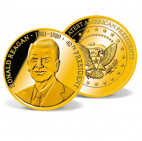 Ronald Reagan Commemorative Coin US_1711514_1