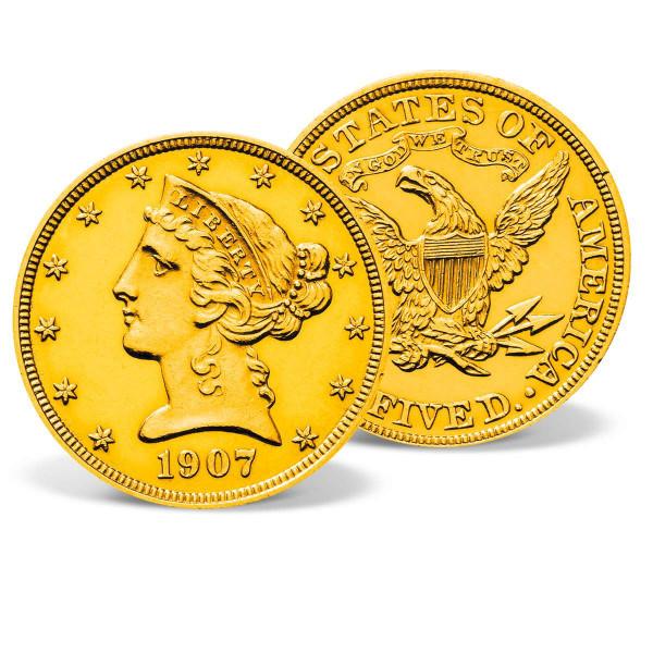 1907 Liberty Head Half Eagle US_2710697_1