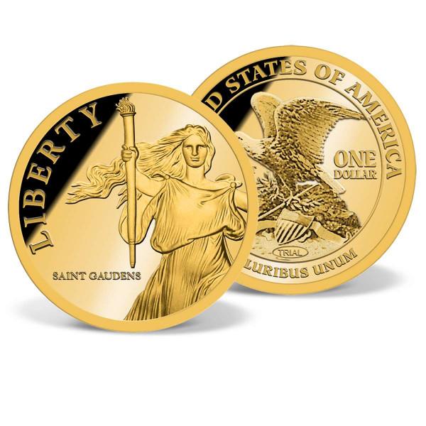 Saint Gaudens - Lady Liberty Dollar Trial US_9172720_1