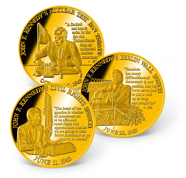 The Life and Legacy of JFK Coin Set US_2341362_1