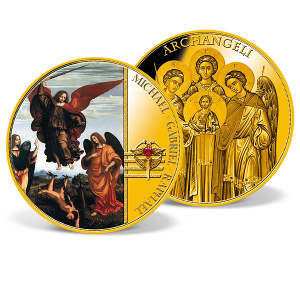 Colossal Archangels Commemorative Coin US_9034221_1