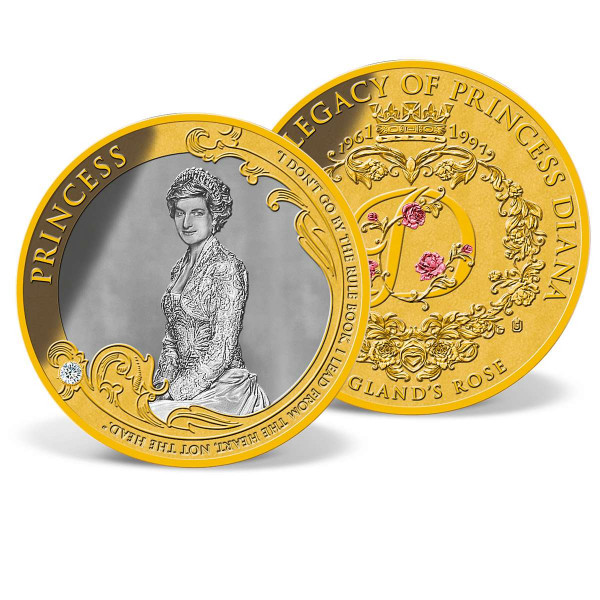 Diana - Princess Commemorative Coin US_1950851_1