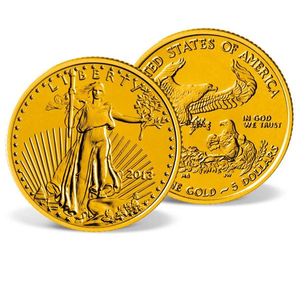 $5 American Eagle Gold Bullion Coin US_2711083_1