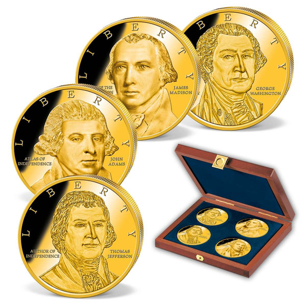 U.S. Constitution Anniversary Coin Set US_9173085_1