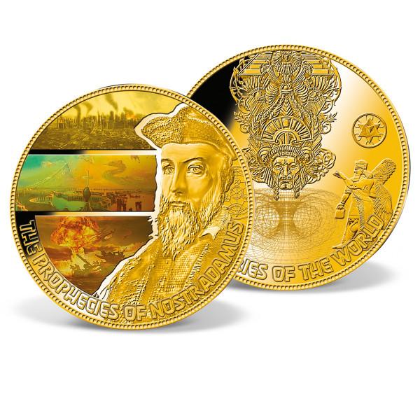 Prophecies of Nostradamus Commemorative Coin US_2065611_1