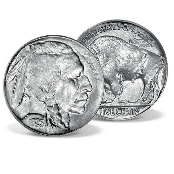 1917 Buffalo Nickel Archival Edition US_2511804_1
