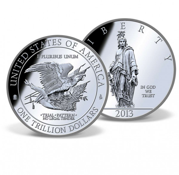 One Trillion-Dollar Trial Coin US_8220100_1