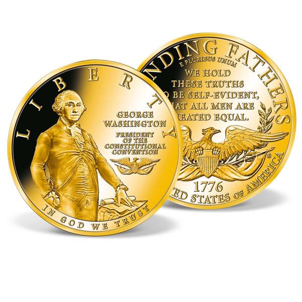 George Washington Commemorative Coin US_9171951_1