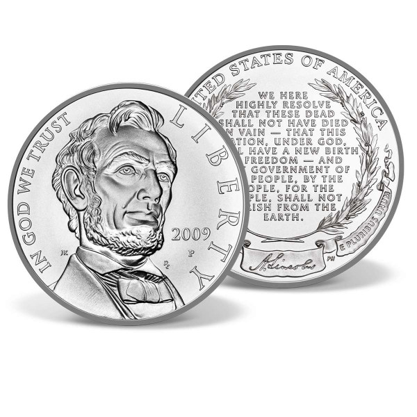 2009 Abraham Lincoln Silver Dollar US_2717005_1
