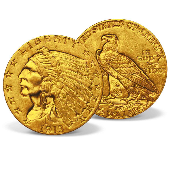 1913 Indian Head Gold Quarter Eagle US_2530175_1
