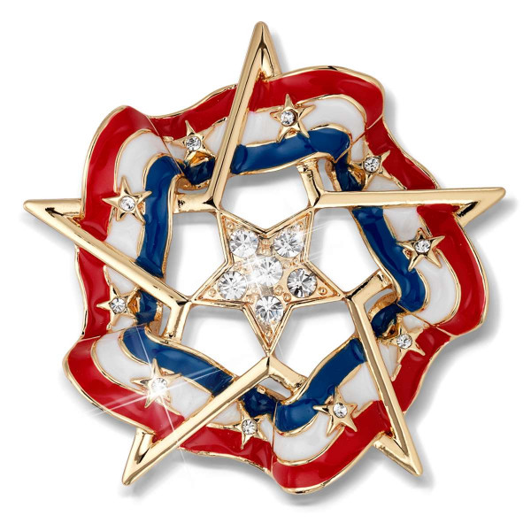Independence Day Enameled Pin US_3333468_1