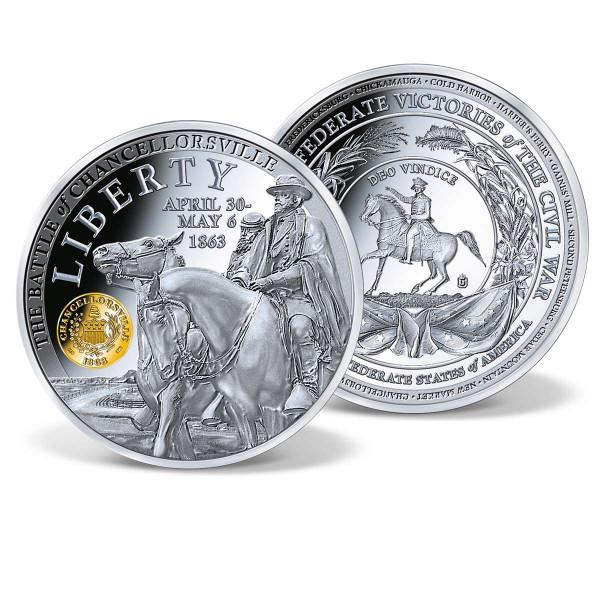 Battle of Chancellorsville Commemorative Coin US_1711021_1