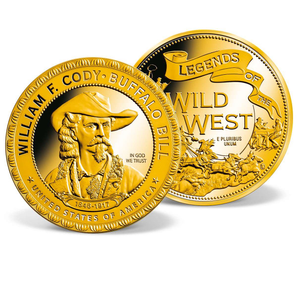 Buffalo Bill Commemorative Coin US_8205901_1