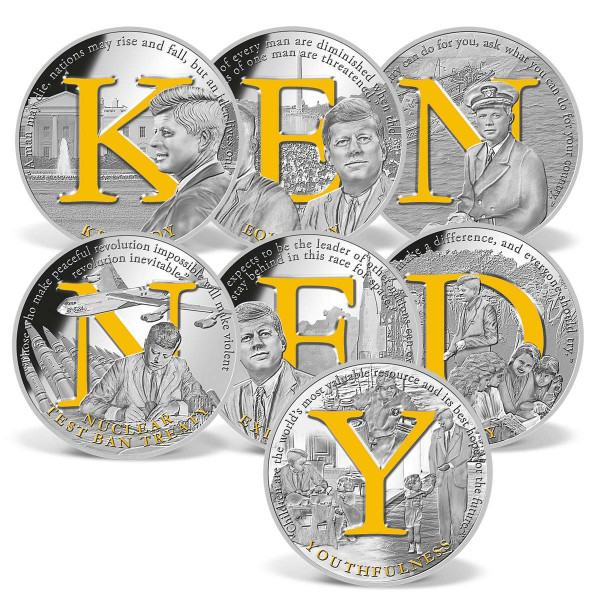 The Kennedy Signature Series - 100th Birthday Edition US_1711960_1