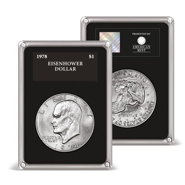 "Archival edition ""1978 Eisenhower Dollar"" US_2427100_1"