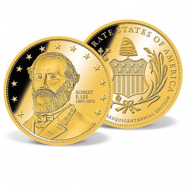 Robert E. Lee  Commemorative Coin US_9170772_1