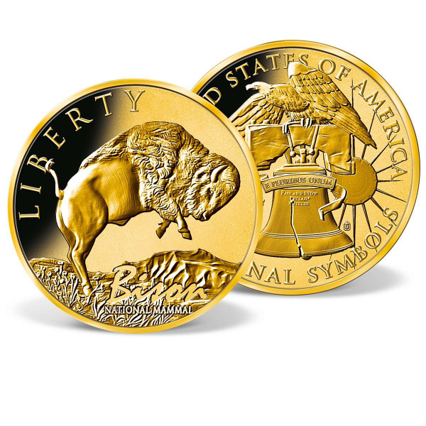 National Mammal Commemorative Gold Coin US_1712201_1