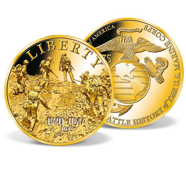 Iwo Jima Commemorative Coin US_1711041_1