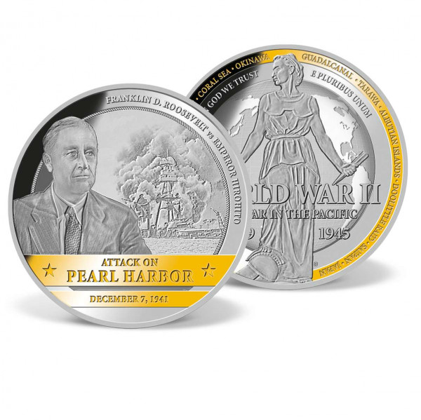 Pearl Harbor Commemorative Coin US_1710851_1